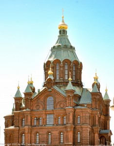 Helsinki's orthodox cathedral
